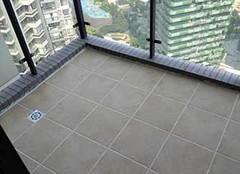阳台装修的防水和排水怎么做 这些技巧赶紧拿走吧
