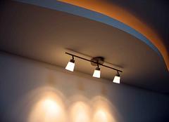 射灯安装注意要点解析 打造家居高逼格