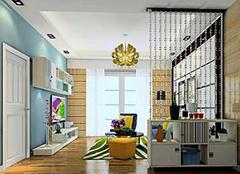 客厅隔断墙的装饰诀窍详解 时尚感很重要