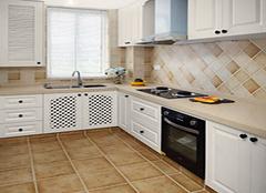 厨房橱柜尺寸是多少 选择标准的