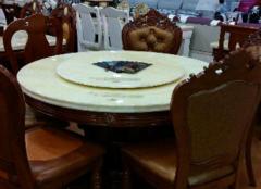 玉石餐桌好在哪 怎么保养呢