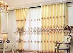 选购电动窗帘方案 让你充满品味