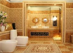 卫生间瓷砖怎么选择好 要注意哪些呢