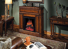 别墅壁炉风格有哪些 既要保暖又要美观