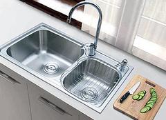 厨房水槽怎么清洁