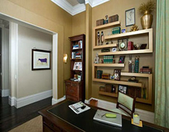 家庭办公地点设计准则有哪些 提升工作效率的秘密