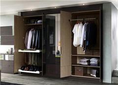 常见衣柜的类型哪种好 各有什么优点呢