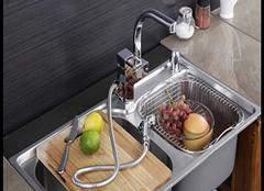 厨房水槽怎么选购更好 让家充满温馨