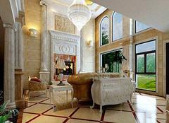 欧式壁炉主要有哪些设计内容 典雅与暖意兼具
