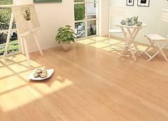 地板正确的验收方法 这样做质量绝对好