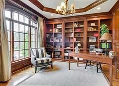 别墅书房装修技巧有哪些 别墅就要这么装