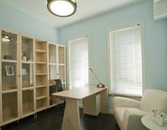 现代简约书房的特点有哪些 至简生活的体验