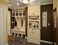 家庭创意玄关设计有哪些 打造完美家居第一印象