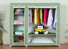 布衣柜的选购要点有哪些 布衣柜怎么选