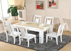 大理石餐桌的选购小妙招 大理石餐桌的选购要点