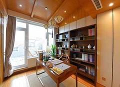书房装修设计方案详解 这样设计才符合现代人的审美