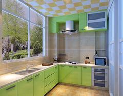 厨房装潢设计有哪些 时尚完美