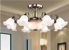 吊灯灯罩怎么安装好 常见的流程有哪些