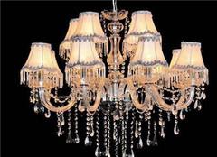 水晶吊灯怎么安装好 常见的步骤有哪些
