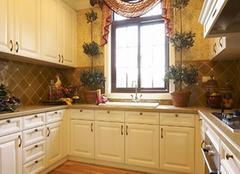 厨房各部分装修细节 只选最对的东西