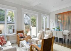 小户型长方形客厅装修注意 好看也实用