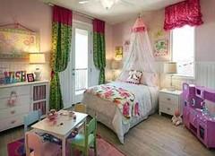 关于儿童房装修要点介绍 安全仅仅是其中一方面