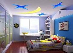 儿童房装修涂料如何选择 涂料选择关乎孩子生命