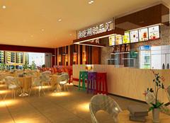 儿童主题餐厅设计要点 孩子吃饭更专注