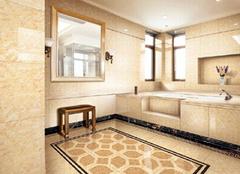 卫生间瓷砖有哪些保养窍门 三招搞定