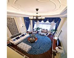 地中海风别墅装修特点有哪些 在家感受海的清新