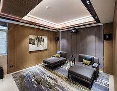 视听室设计要素主要有哪些 在家也能看大片