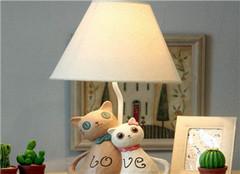 儿童台灯如何应该选择好 应该注意哪些方面呢