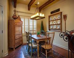  家庭餐厅装修主要有哪些内容 餐厅也要有格调