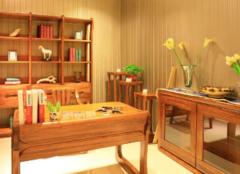 书房家具怎么摆放合适 为你营造轻松的阅读环境