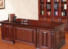 实木办公家具怎么保养才好 为您营造舒适办公环境