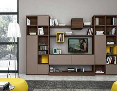 客厅开放式书房有什么优点 被吸引了吗