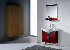 挂墙式卫浴柜安装简析 避免家装遗憾
