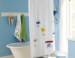 儿童浴室应该怎么打造才完美