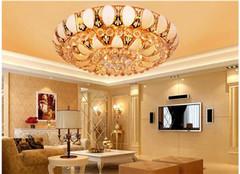 客厅照明灯具必不可少 其应该怎么选择呢
