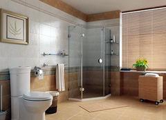 淋浴屏风固定方法简析 打造卫浴高质量