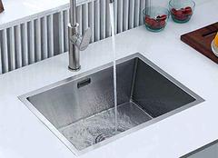 如何选择优质厨房水槽 妙招值得一看