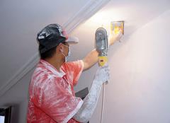 粉刷墙面施工流程有哪些 仅需四招