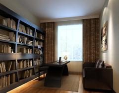 书房装修有哪些注意要点 书房装修有决窍
