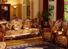 美式家具与欧式家具主要有哪些区别 三点见分晓