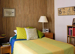 卧室墙壁颜色搭配知识 既舒适又有视觉感