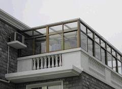 封闭阳台的好处分析 安全才是第一位