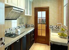 厨房门应该如何设计 听说推拉门不错
