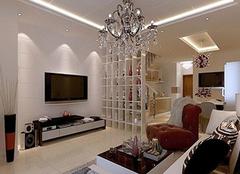 客厅空间划分设计 给你精致生活体验