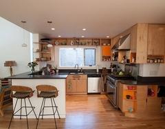 厨房装修新思路 为你介绍不一样的厨房橱柜都是什么样