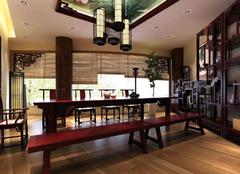 书房茶室怎么设计好 捧一缕书香